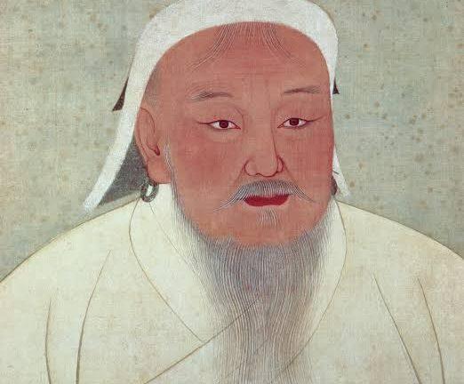 চেঙ্গিস খান পৃথিবীর শাসনকর্তা