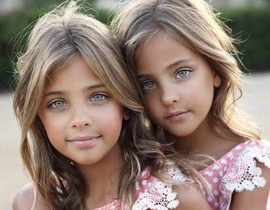 Twins Child